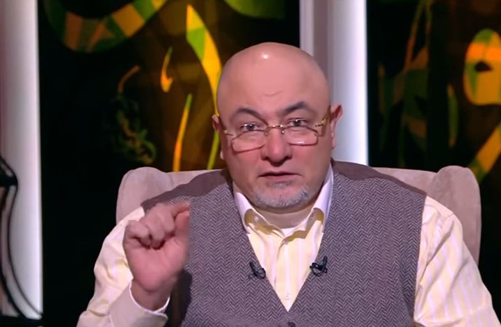 خالد الجندي: فخور بآبائي الفراعنة من أهل الإسلام