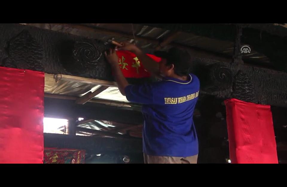 """إندونيسيون يستعدون للاحتفال بعام """"الديك"""" الصيني"""