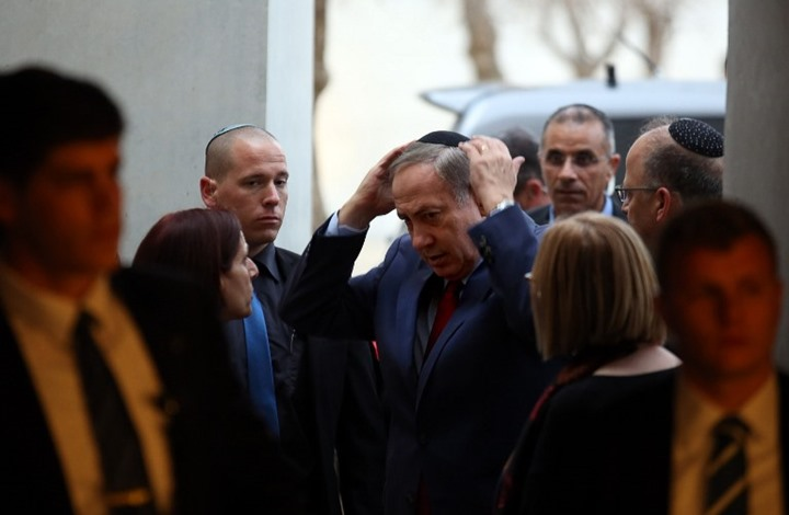عاجل شرطة مُفَاتَلَة الفساد تحقق مع نتنياهو للمرة الثالثة على التوالي
