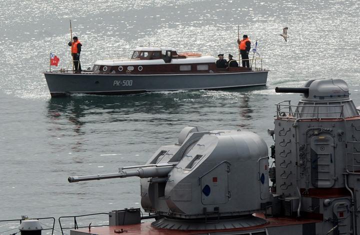 روسيا تقلص قواتها في سوريا وتسحب أسطولا بحريا
