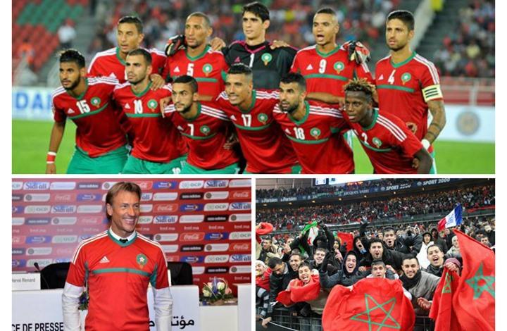"""الجمهور المغربي يتلقى صدمة قبل نهائيات """"كان"""" بغياب هذا النجم"""