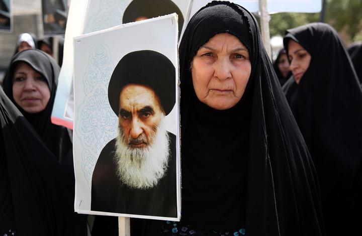 لوموند: الدور الخفي لعلي السيستاني في الساحة العراقية