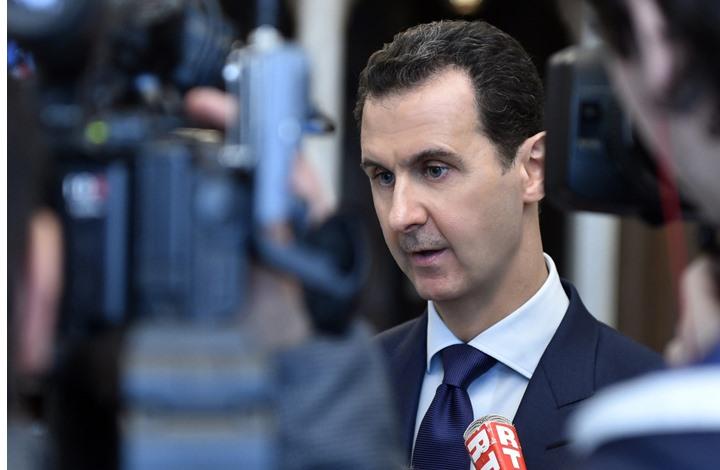 بشار الأسد: مستعد للتفاوض حول كل شيء.. لكن بشرط