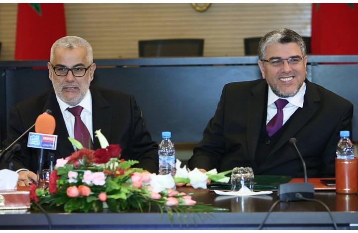 """وزير العدل المغربي: لا يمكن لرئيس الحكومة أن يصبح """"مرؤوسا"""""""