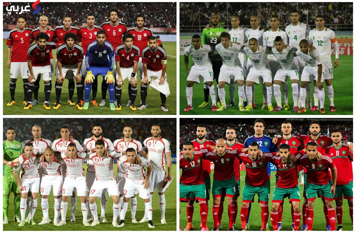 """""""عربي21"""" ترصد لوائح المنتخبات العربية المشاركة بأمم أفريقيا"""