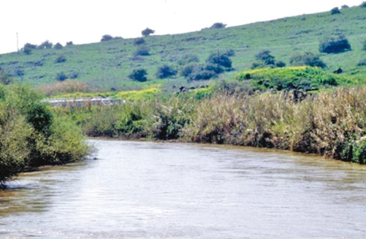 نهر الأردن يحتضر.. الاحتلال يمتص حقوق الأردن المائية