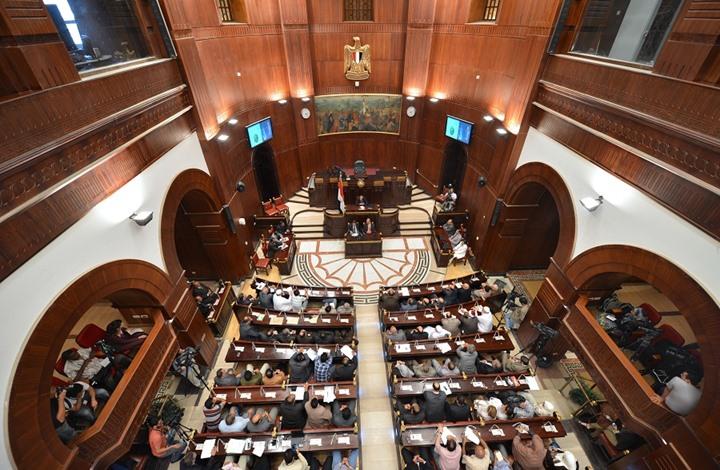النواب المصري يوافق على تعديل وزاري اقترحه السيسي
