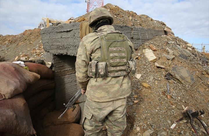 """مقتل جندي تركي باشتباكات مع """"العمال الكردستاني"""" شمال العراق"""