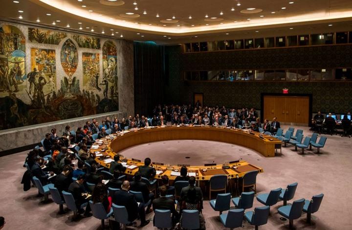 مجلس الأمن يفشل في إدانة جرائم الاحتلال بغزة ويكتفي بالتحقيق
