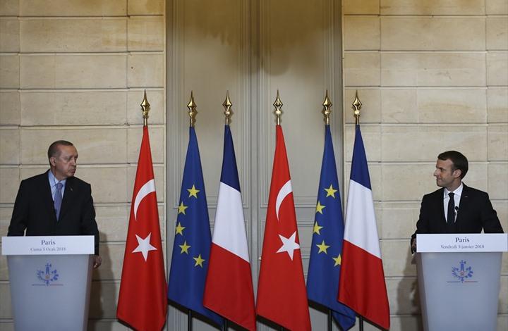 تراشق بين فرنسا وتركيا بشأن ليبيا والمتوسط