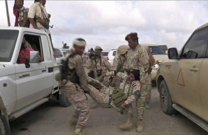 الجيش اليمني يستعيد مواقع بتعز ومقتل قيادي حوثي