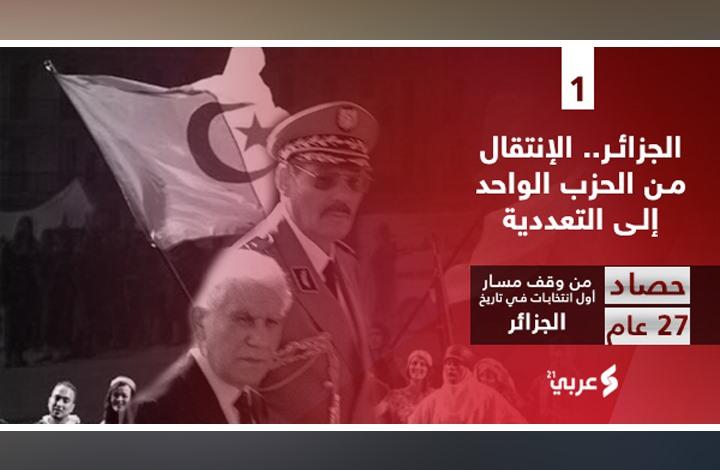 الجزائر: من الحزب الواحد إلى انتخابات فاز بها الإسلاميون (1من2)