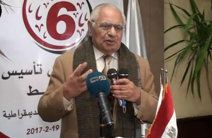 عليش والهلباوي وحامد يرحبون بدعوة أيمن نور للحوار الوطني