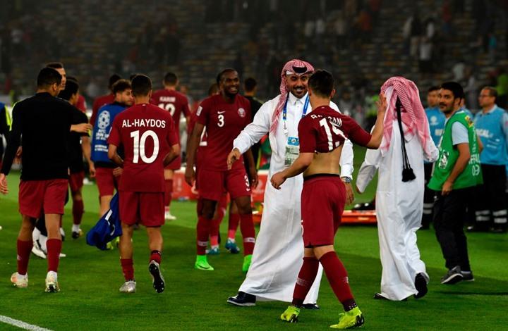 إعلاميو آل الشيخ يطلقون حملة ضد منتخب قطر وغضب سعودي