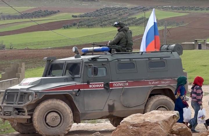 دوريات مشتركة لروسيا ووحدات كردية في محيط منبج (صور)