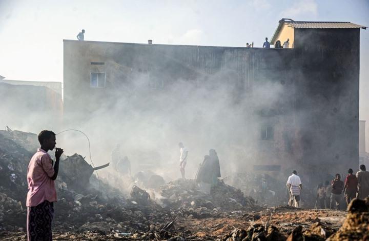 نجاة قائد الجيش الصومالي من هجوم انتحاري بمقديشو