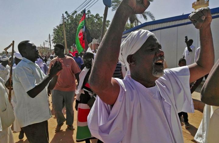 قناة سودانية توقف مذيعا ترحم على قتلى الاحتجاجات