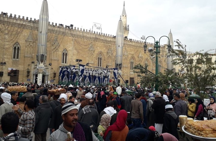 هل يطرح النظام الصوفية بديلا للسلفية في مصر؟