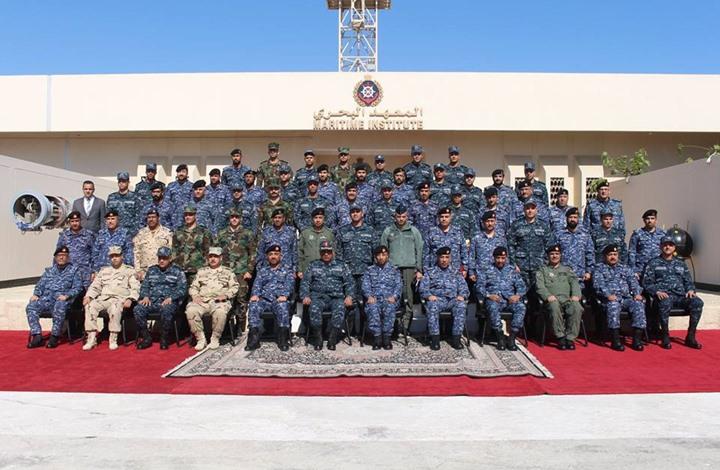 بدء تدريب عسكري مشترك بين مصر والبحرين.. جوا وبحرا