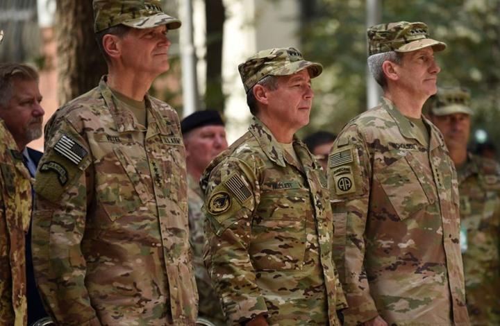 أبرز محطات التدخل العسكري الأمريكي بأفغانستان (إنفوغراف)