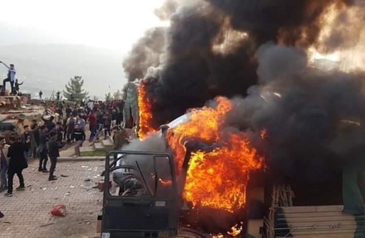 بغداد تحتج على أحداث دهوك وتستدعي السفير التركي