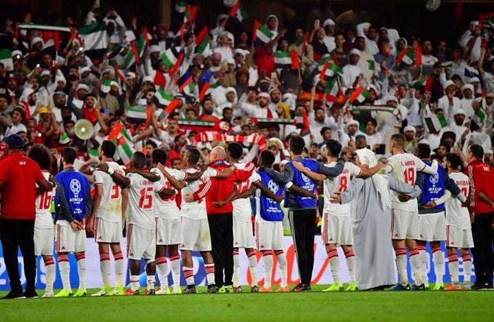 مدرب جديد لقيادة الإمارات بالتصفيات المؤهلة لمونديال قطر