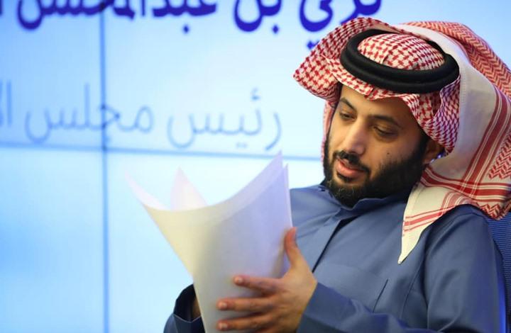 """آل الشيخ يعرض على فنان مصري المشاركة بـ""""فيلم سعودي"""""""