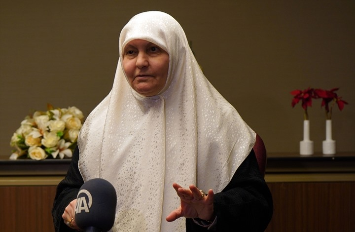 أرملة عبد الله عزام: زوجي بريء من قتل الأبرياء والمدنيين
