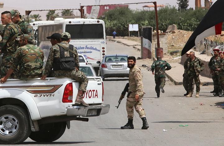 تحت ستار التصعيد.. مليشيات إيرانية تتمدد بالجنوب السوري