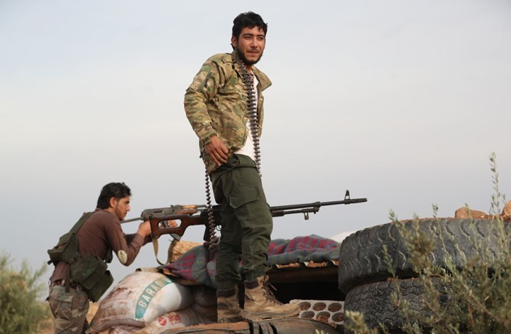 ضربة للنظام.. مقتل أحد قادة الحملة العسكرية على حماة وإدلب