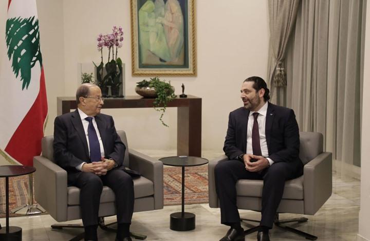 الحريري يقدم تشكيلة حكومية غير حزبية.. وجنبلاط متشائم