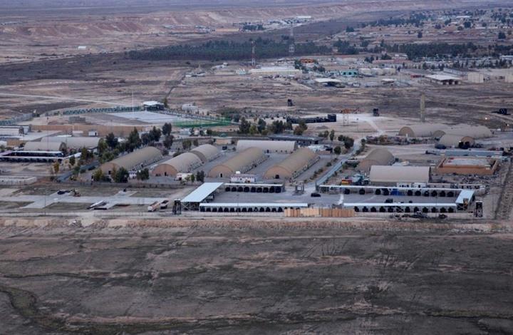 """""""مسيّرات"""" تستهدف قاعدة جوية للتحالف الأمريكي في العراق"""