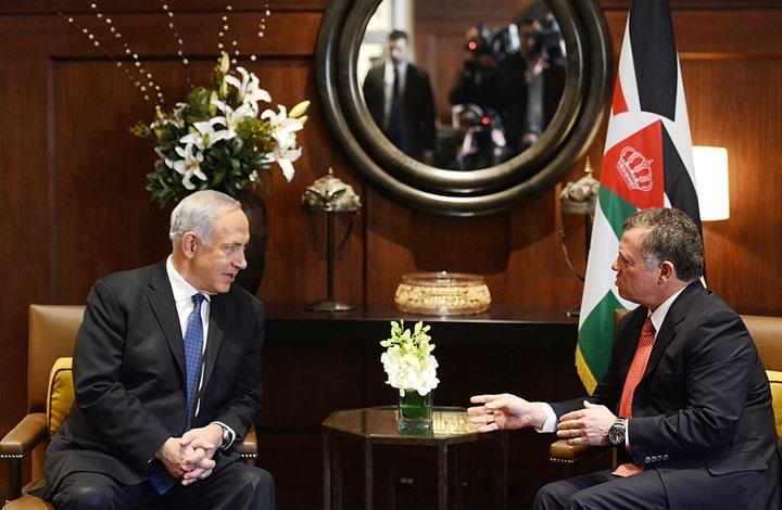 نتنياهو يعلن تسوية الخلاف مع الأردن بعد تأجيل زيارة الإمارات