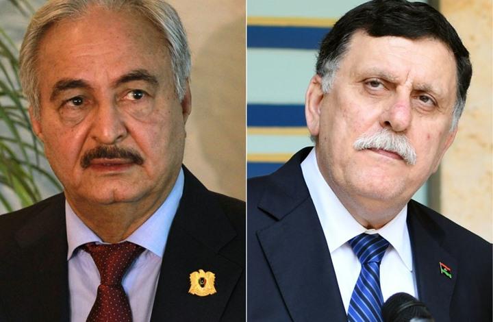 """الرئاسي الليبي لـ""""عربي21"""": السراج لن يلتقي حفتر أبدا"""