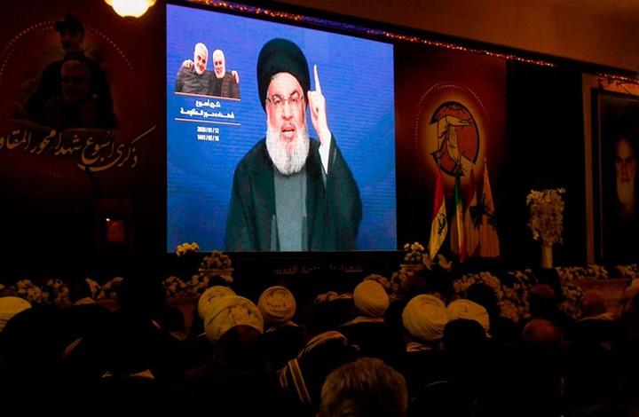نصرالله بذكرى اغتيال سليماني: إيران ليست ضعيفة.. وسترد