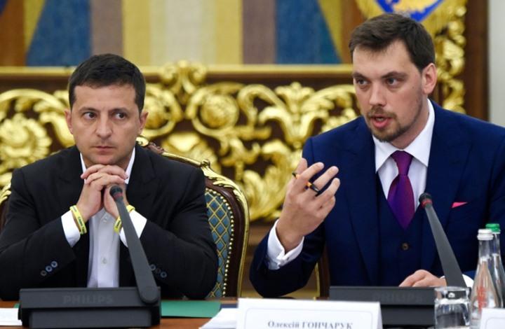 بعد تسجيل مسرب.. استقالة رئيس وزراء أوكرانيا