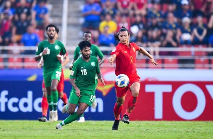 السعودية تهزم صاحب الضيافة وتتأهل لربع نهائي كأس آسيا (شاهد)