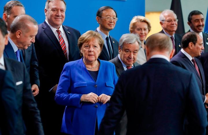 كواليس ومواقف طريفة شهدتها قمة برلين (شاهد)