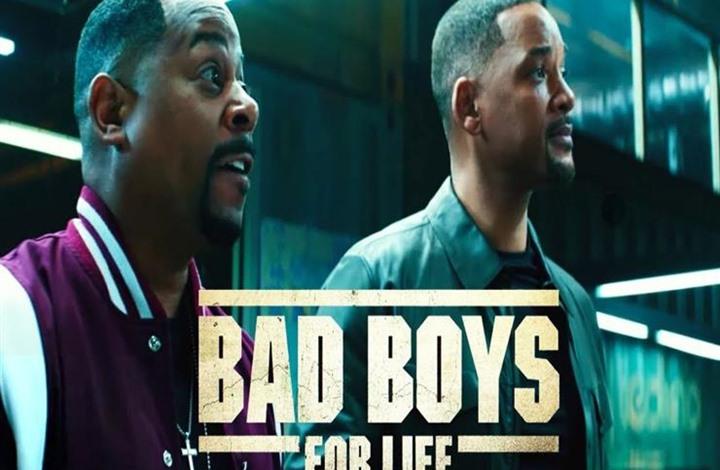 """فيلم """"باد بويز """" يتصدر إيرادات السينما في أمريكا الشمالية"""