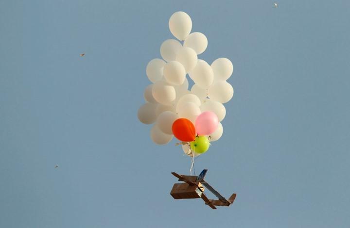مستوطنون: البالونات الحارقة لا تقل خطورة علينا من الصواريخ