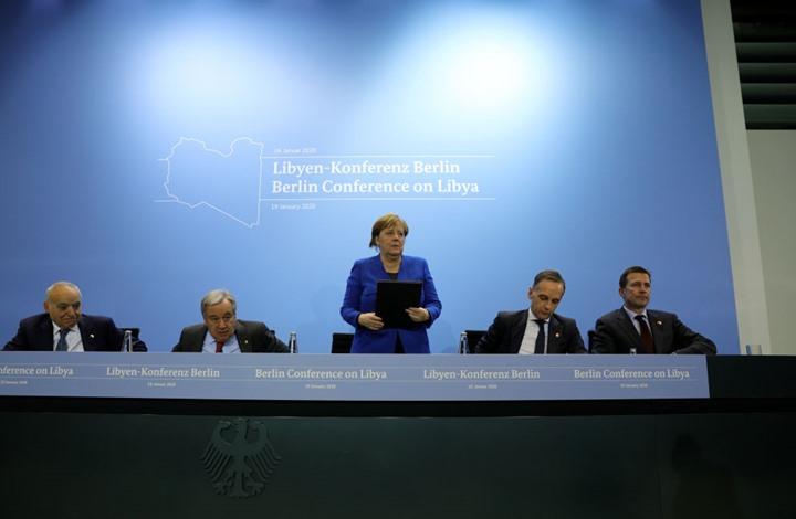 """انطلاق مؤتمر """"برلين 2"""" حول ليبيا.. هذا ما يبحثه"""