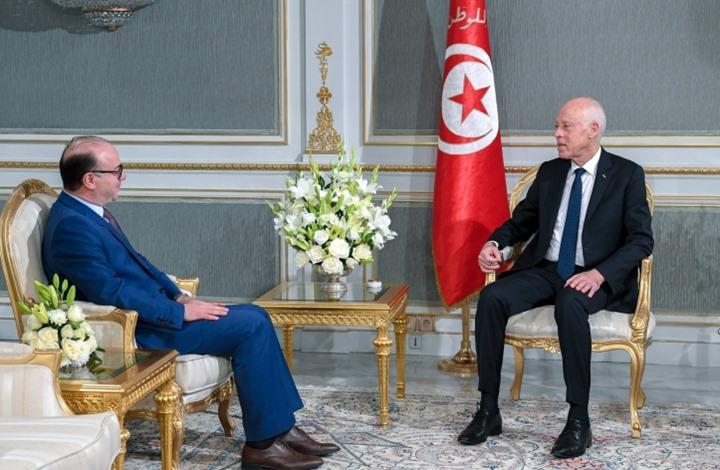 سعيّد يكلف إلياس الفخفاخ بتشكيل حكومة تونس.. والأخير يعلق