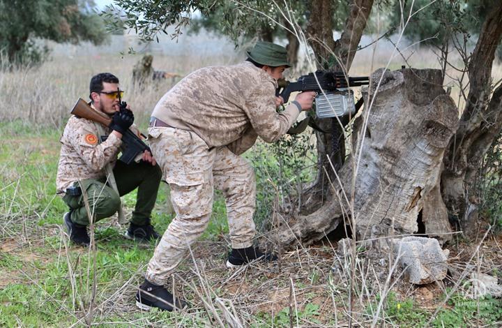"""""""الوفاق"""": قوات حفتر خرقت الهدنة عدة مرات ولنا الحق بالرد"""