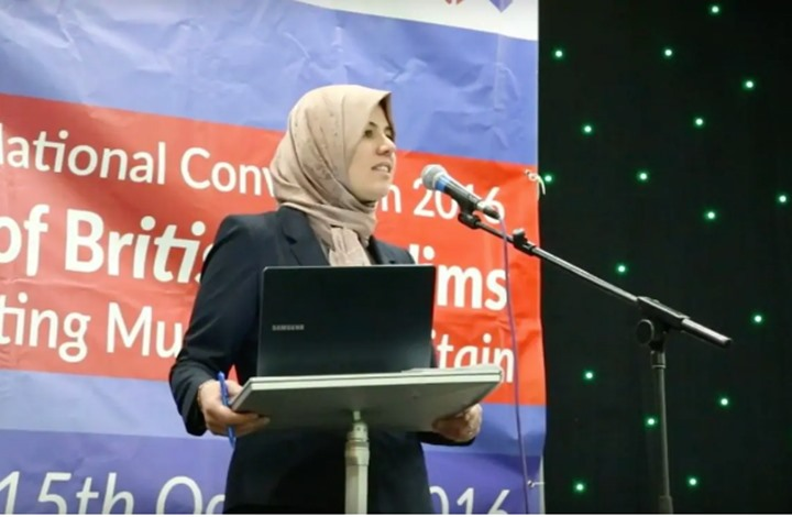 لأول مرة.. امرأة ترأس منظمة إسلامية كبيرة في بريطانيا