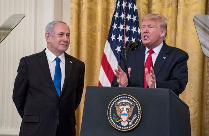 معاريف: هذا ما قدمه ترامب لدولة إسرائيل
