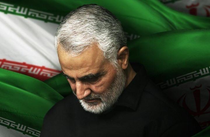 """إيران تطلق جائزة """"الشهيد سليماني"""" العالمية لـ""""التضحية"""""""