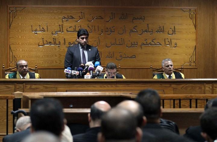 حكم مصري بإعدام 24 شخصا من الإخوان بقضيتين منفصلتين