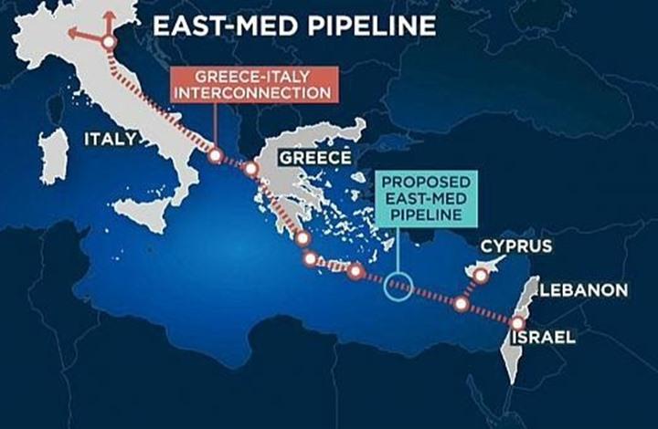 """هذه خسائر مصر من حماية أمريكا لخط """"إيست ميد"""" لغاز المتوسط"""