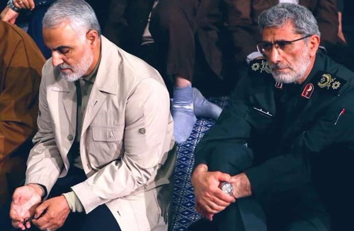 MEE: تنافس بين أجهزة إيرانية يفاقم الفوضى في العراق