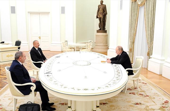 """هل أزاح بوتين مجموعة """"مينسك"""" عن طاولة حوار قره باغ؟"""